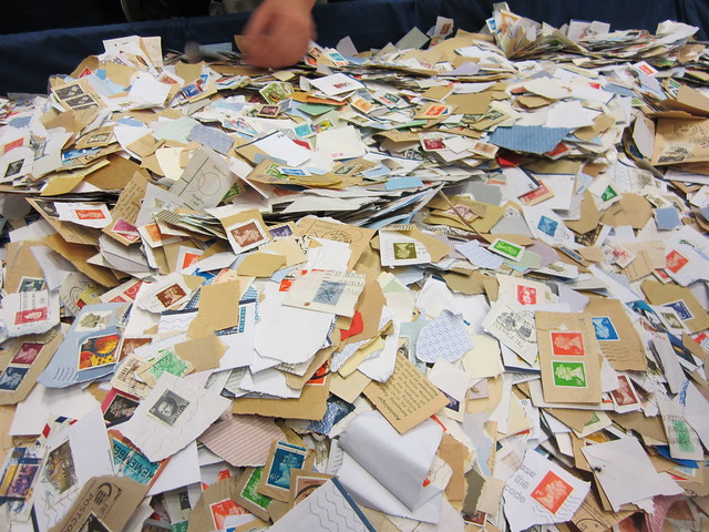 Sea of Stamps