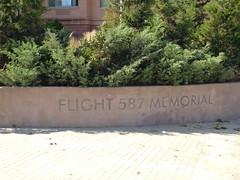 Flight 587 Memorial