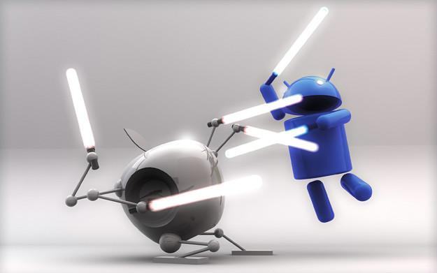 Finalmente Samsung demanda a Apple por el iPhone 5