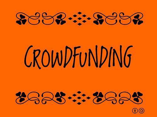 Buzzword BIngo: Crowdfunding