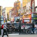 Busy junction, Camden Town