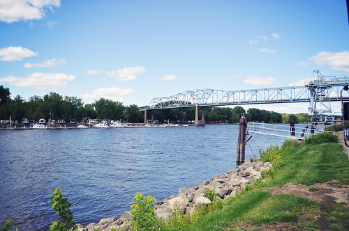 Mississippi River in Red Wing