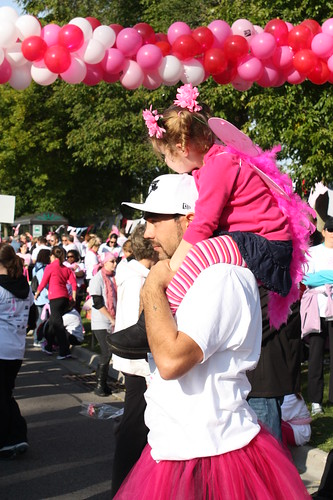Durham Region's CIBC Run for the Cure 2012