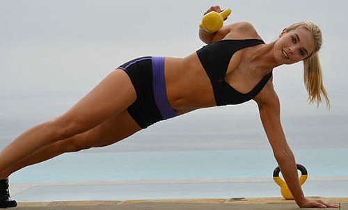 Speed up your weight loss, watch home exercises for women @Gymra.com