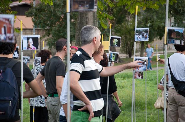 ECOWEEK 2012 A VALLE AURELIA