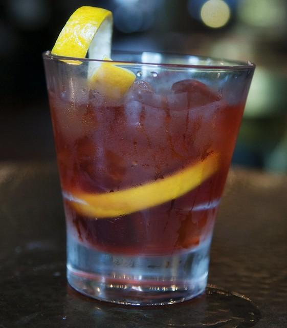 Swift's Attic - The Razercrac Cocktail