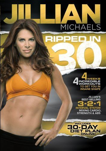 Ripped in 30 with Jillian Michaels