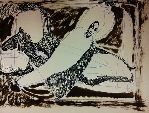 Dibujos anómalos by cardesin