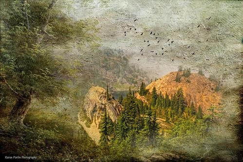 lake texture topaz rampartlakes rampartridge birdbrush lenabemanna