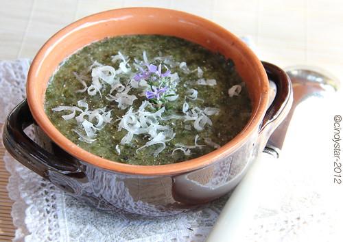 minestra paparòt