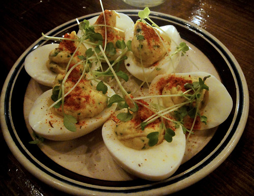 Deviled Bekings' Eggs