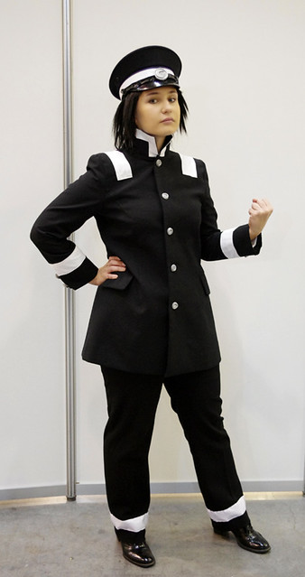 Raidou the 14th cosplay