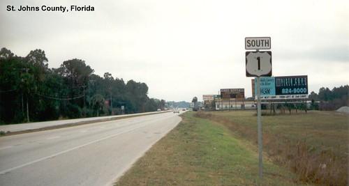 St Johns County FL