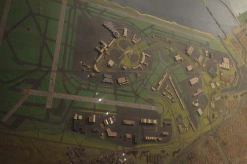 Queens Museum of Art | The Panorama of the City of New York | JFK Airport