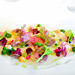 8th Course: From 2001, Warm Vegetable Hearts Salad by ulterior epicure