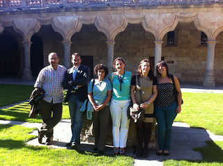 ISEP+GRIAL at Patio of the Minor Schools