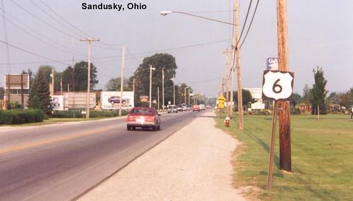 Sandusky OH