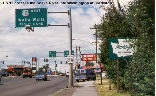 Clarkston WA