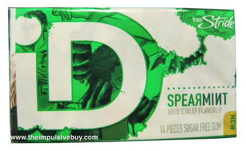 Stride iD Spearmint