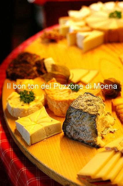Il bon ton del Puzzone di Moena :)