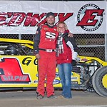 UMP DIRTcar Modified National Champion: Devin Gilpin