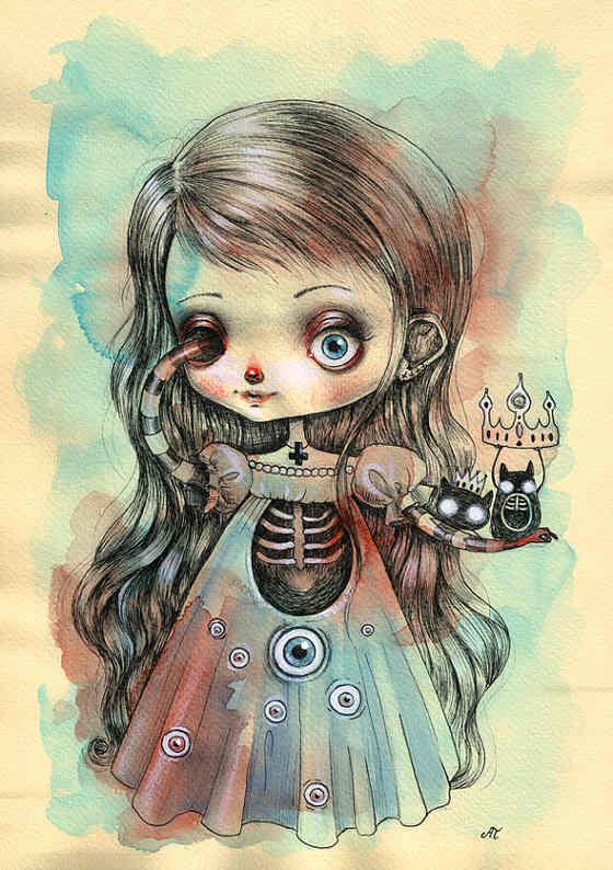El arte de Ania Tomicka