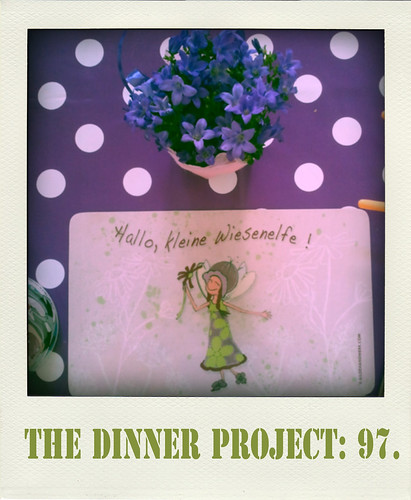 the dinner project: kw 40.