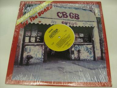 Various Artists - CBGB Live Off The Board (1987)