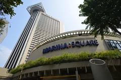 Marina Square - outside