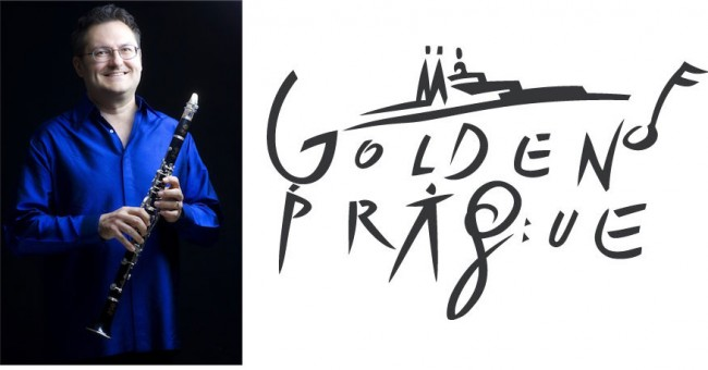 Švýcarský klavírista Wenzel Grund na hudebním festivalu Zlatá Praha