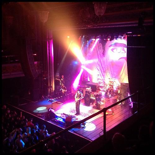 Steve Vai Concert