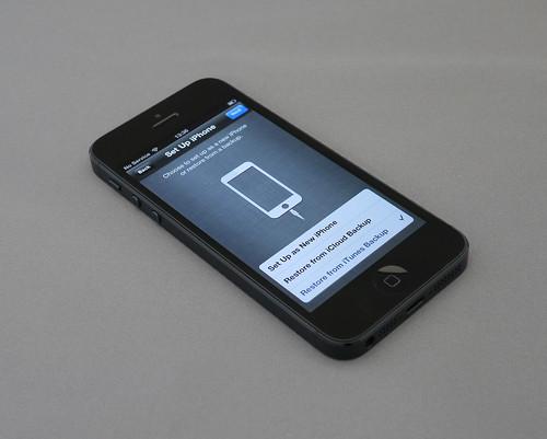 Apple prueba nuevo iPhone y sistema iOS 7