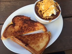 "Mike's chili & ""$56"" grilled ch…"