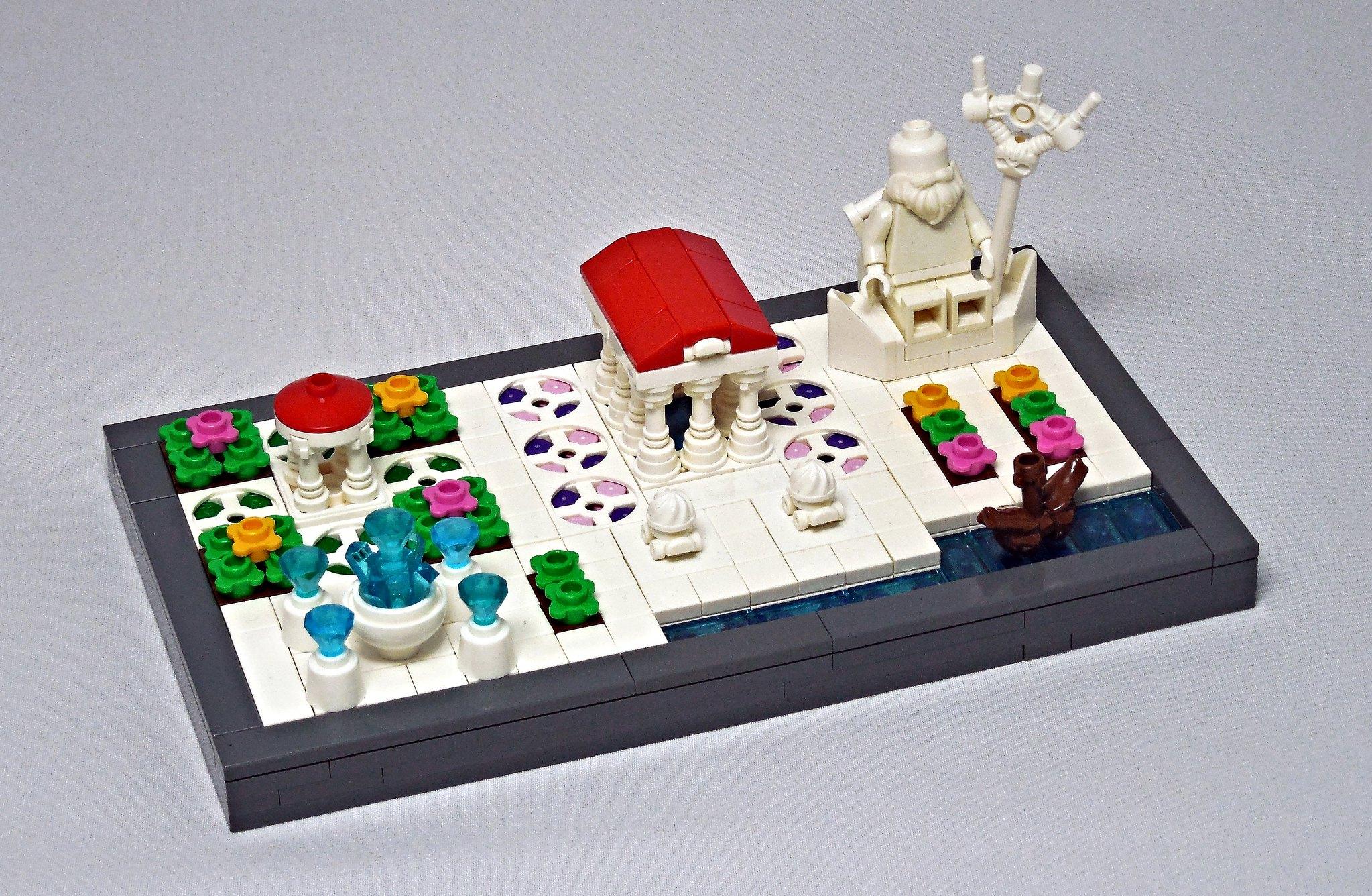 LEGO® MOC by Vitreolum: Greek Beautifications