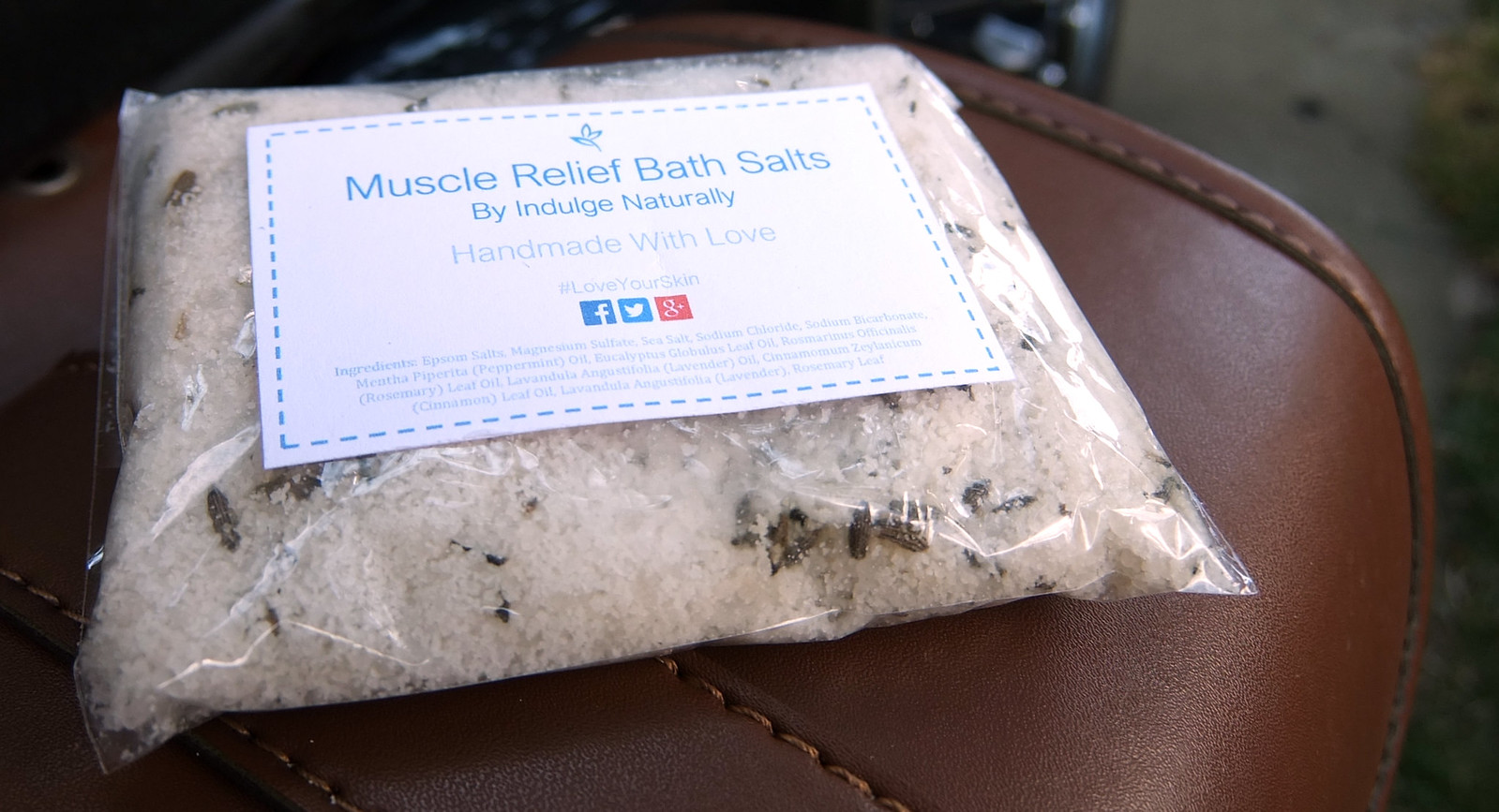 indulge naturally bath salts
