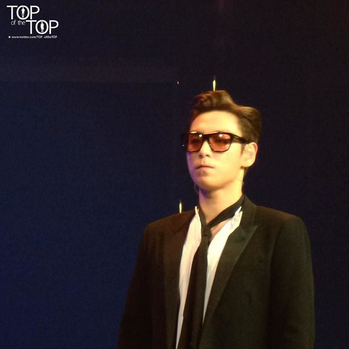 Big Bang - Made Tour 2015 - Los Angeles - 03oct2015 - TOP_oftheTOP - 05
