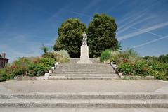 Statue au Général de Blanmont - Photo of Amécourt