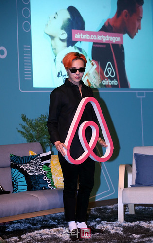 G-Dragon - Airbnb x G-Dragon - 20aug2015 - Star in - 22