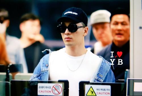 BIGBANG arrival Seoul from Macao 2016-09-05 (6)