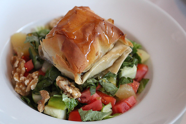 Salade de Chevre Chaud, Brasserie Belge, Sarasota, FL