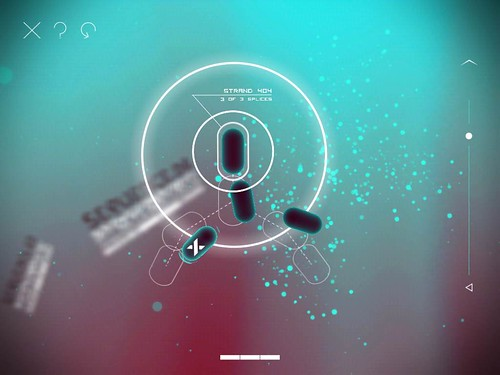 Cipher Prime's Microbial Puzzler 'Splice' to Hit iPad This Thursday