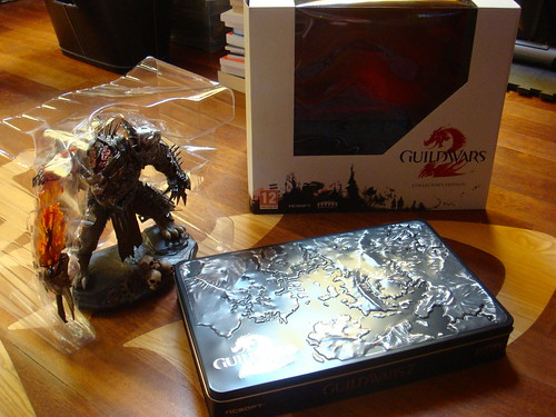 Guild Wars 2 Collector's Edition.