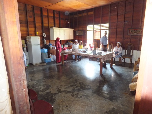 Dapur Rumah Godang