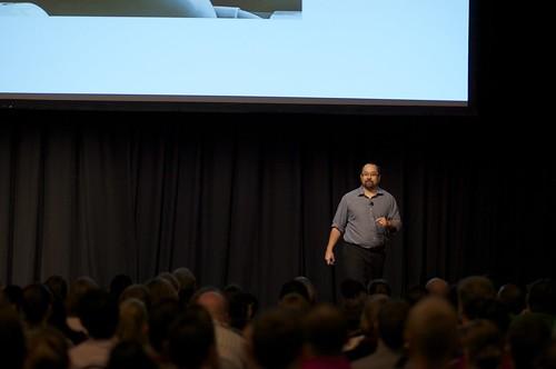 Stephen Cox - UX Australia 2012, Day 1_DSC0363