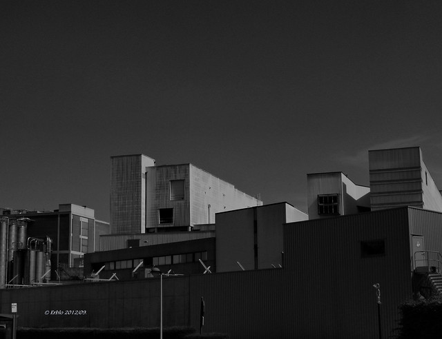 Gevaert, Hdr, monochrome, dark orange filter