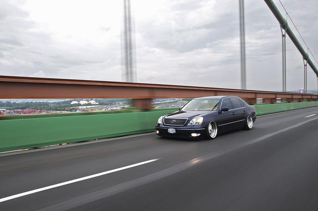 トヨタ・セルシオの画像 p1_9