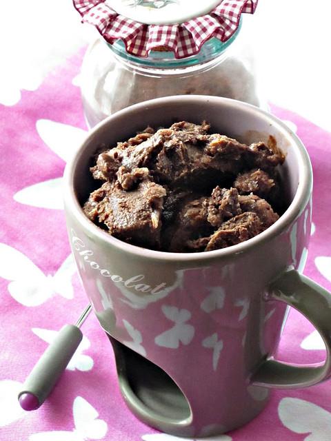 Gelato al Cioccolato, Arancia e Caffè