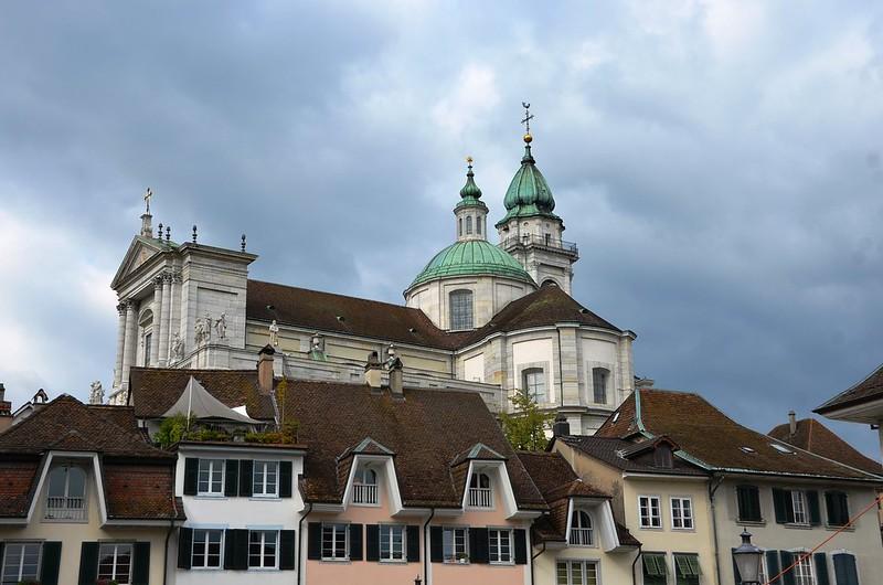 A September Walk through Solothurn