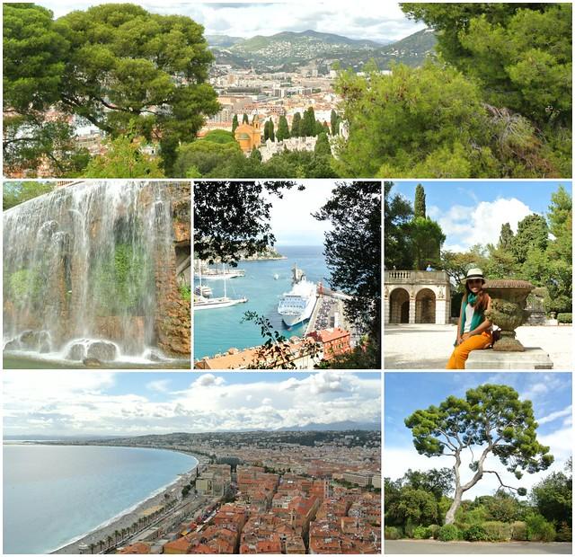 park in Nice