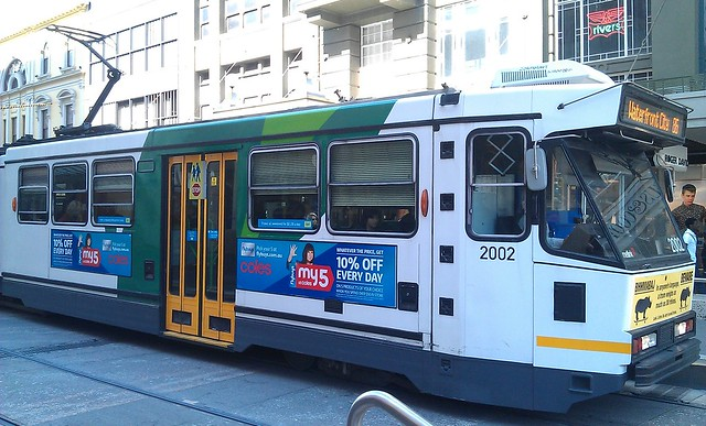 Tram 2002